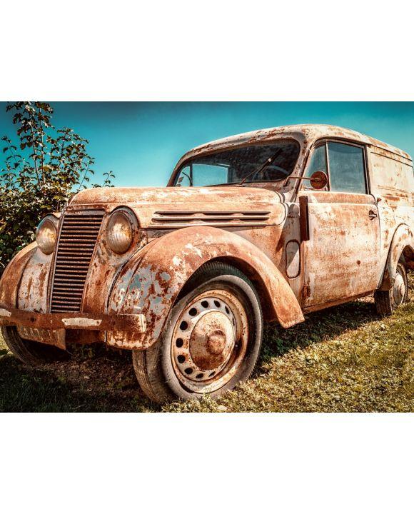 Lais Puzzle - Altes verrostetes Auto - 100, 200, 500, 1.000 & 2.000 Teile