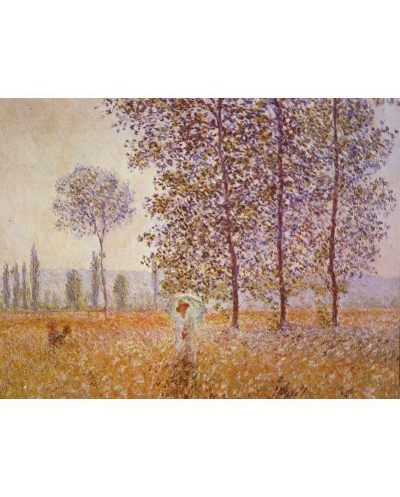 Lais Puzzle - Claude Monet - Pappeln im Sonnenlicht - 1.000 Teile