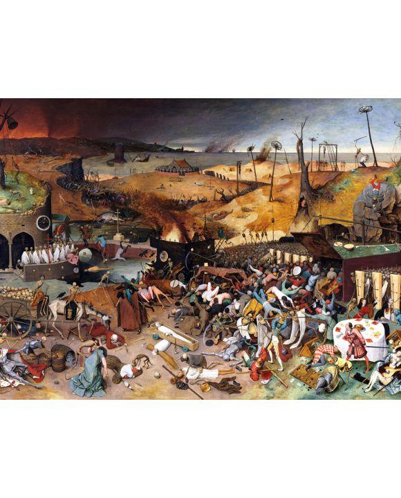 Lais Puzzle - Pieter Bruegel d. Ä. - Triumph des Todes - 2.000 Teile