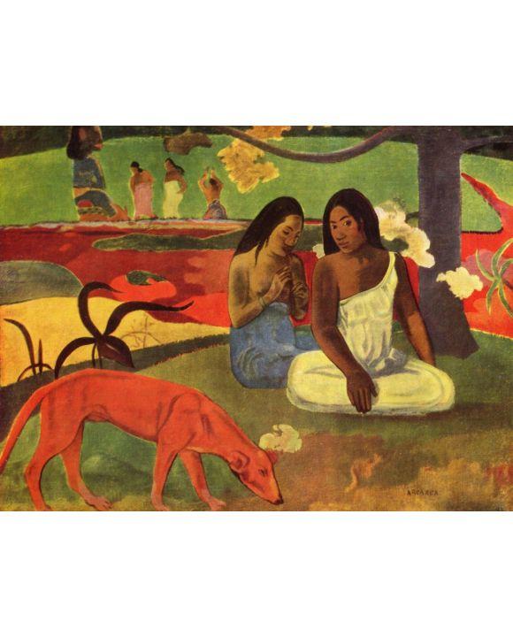 Lais Puzzle - Paul Gauguin - Arearea - 1.000 Teile