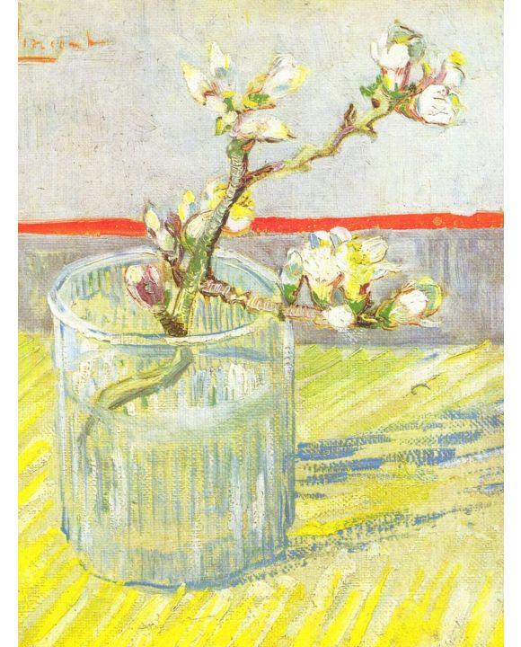 Lais Puzzle - Vincent Willem van Gogh - Mandelblütenzweig - 2.000 Teile