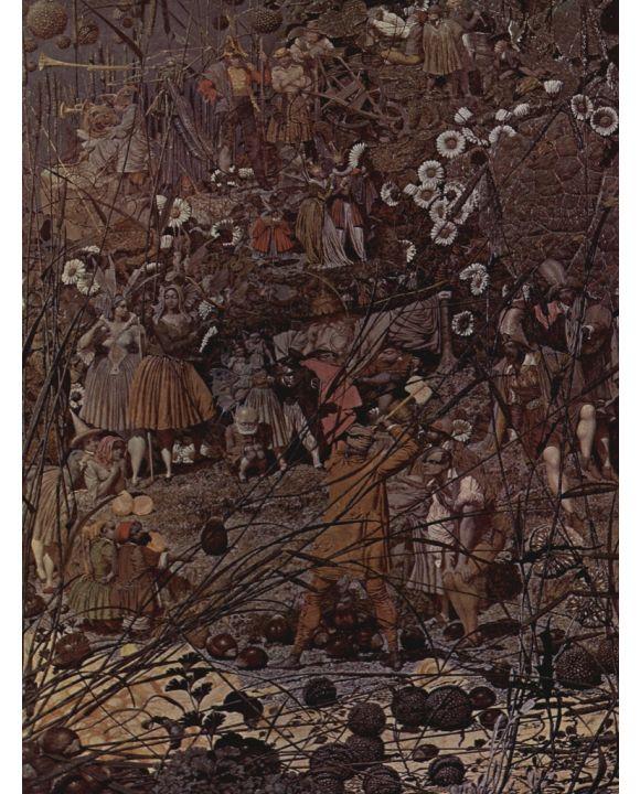Lais Puzzle - Richard Dadd - Der Meisterstreich des hexenden Holzfällers - 1.000 Teile
