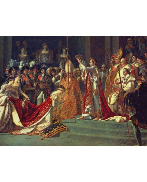 Lais Puzzle - Jacques-Louis David - Salbung Napoleons I. und Krönung der Kaiserin Josephine - 1.000 Teile