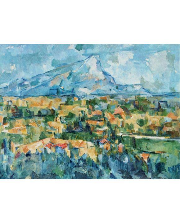 Lais Puzzle - Paul Cézanne - Mont Sainte-Victoire - 500 & 1.000 Teile