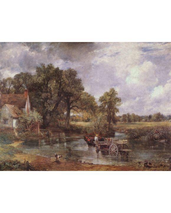 Lais Puzzle - John Constable - Der Heuwagen - 2.000 Teile