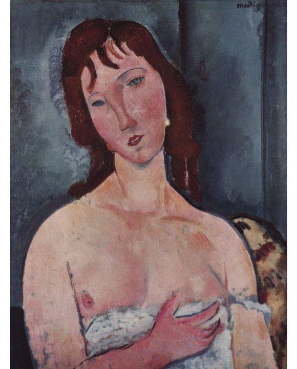 Lais Puzzle - Amadeo Modigliani - Junge Frau - 1.000 Teile