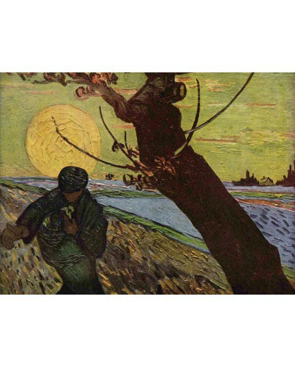 Lais Puzzle - Vincent Willem van Gogh - Der Sämann - 500 & 1.000 Teile