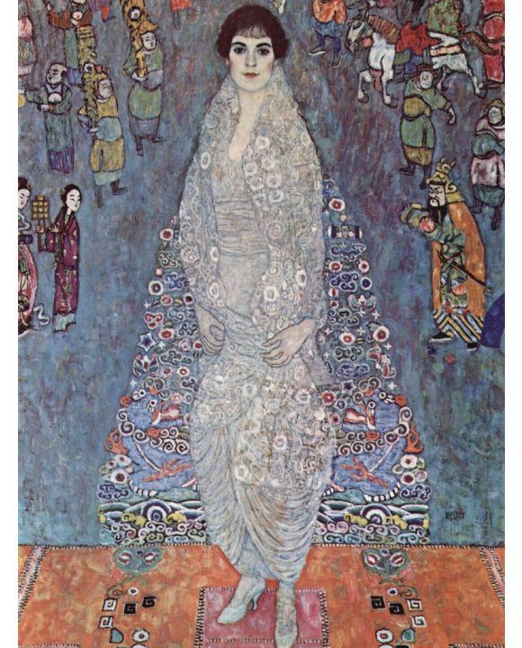 Lais Puzzle - Gustav Klimt - Porträt der Baroness Elisabeth Bachofen-Echt - 2.000 Teile