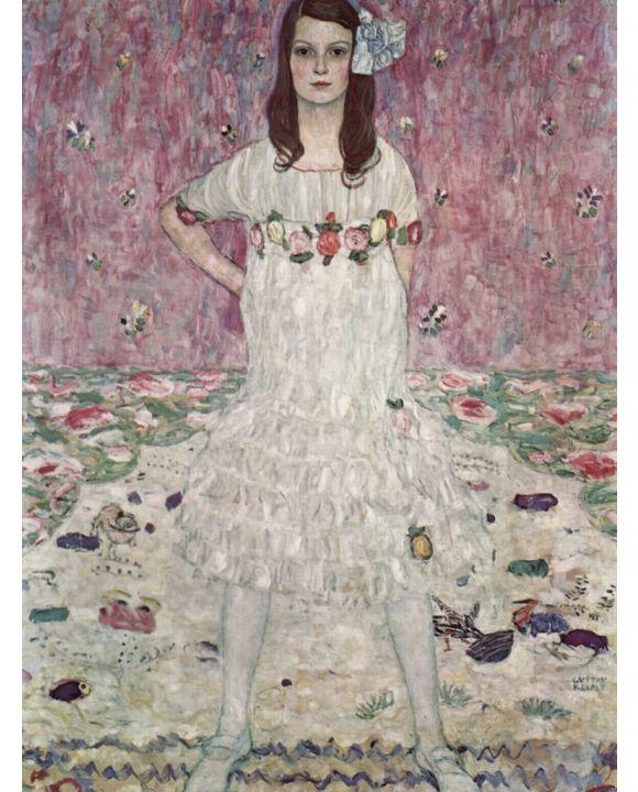Lais Puzzle - Gustav Klimt - Porträt der Eugenia (Mäda) Primavesi - 2.000 Teile