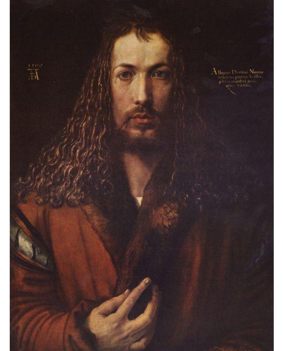 Lais Puzzle - Albrecht Dürer - Selbstporträt - 1.000 Teile