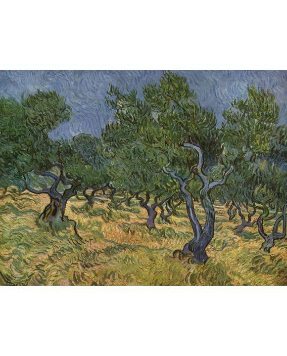 Lais Puzzle - Vincent Willem van Gogh - Olivenhain - 1.000 Teile