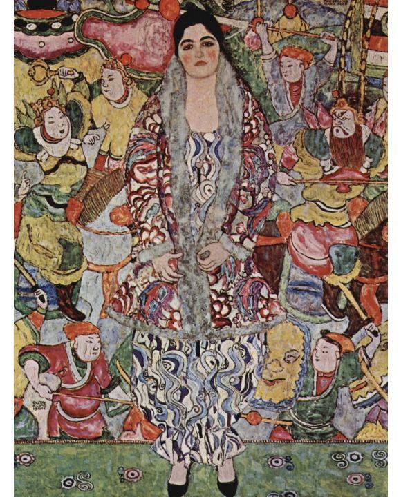 Lais Puzzle - Gustav Klimt - Porträt der Friederike Maria Beer - 2.000 Teile