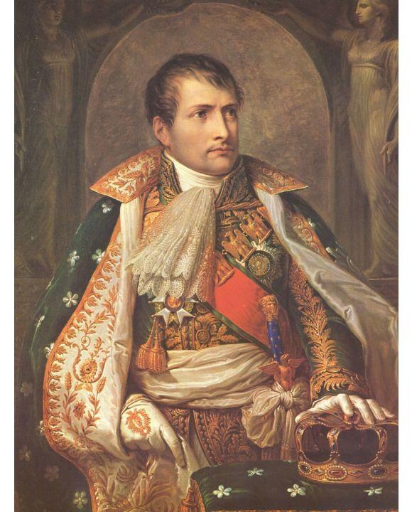 Lais Puzzle - Andrea Appiani - Porträt des Napoleon - 500 & 1.000 Teile
