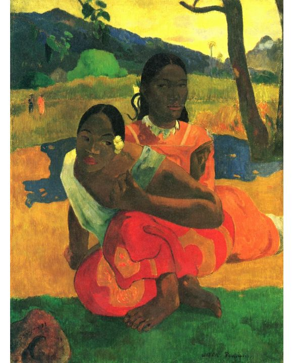 Lais Puzzle - Paul Gauguin - Wann heiratest du? (Nafea faa ipoipo?) - 1.000 Teile