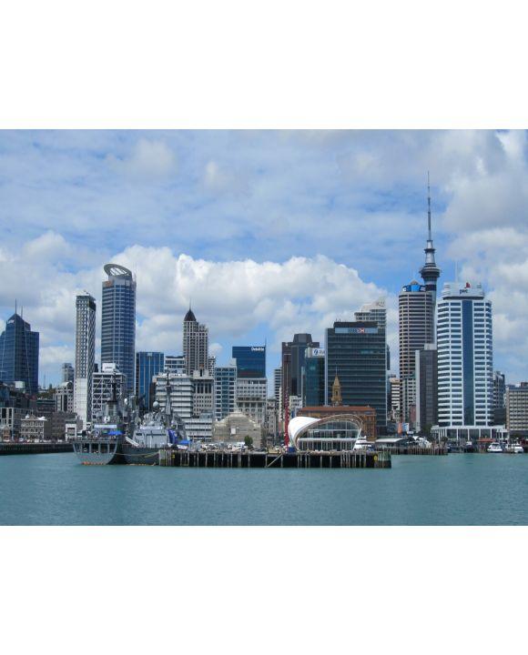 Lais Puzzle - Auckland, Neuseeland - 500, 1.000 & 2.000 Teile