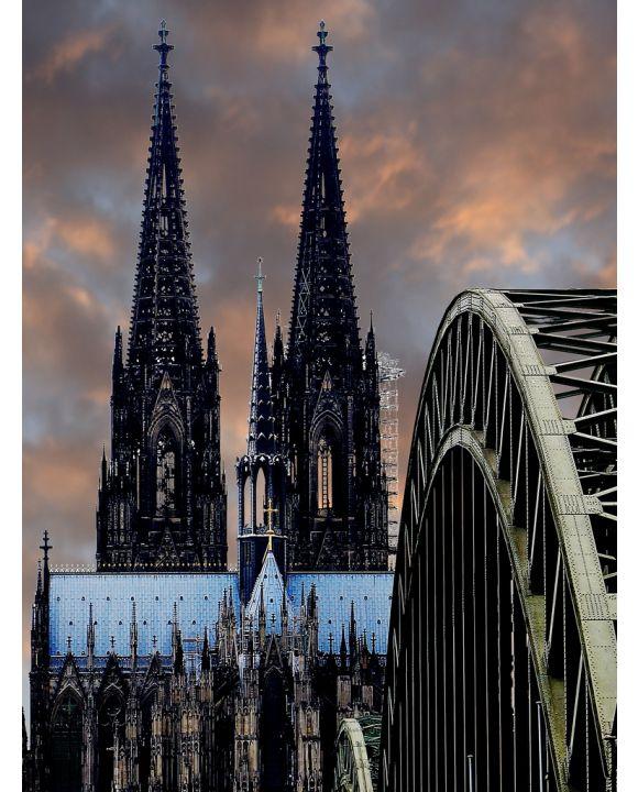 Lais Puzzle - Köln - 500, 1.000 & 2.000 Teile