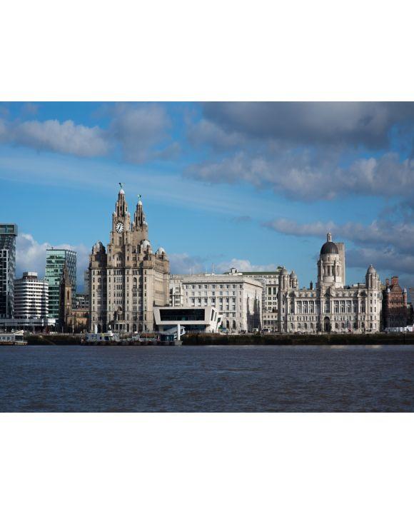 Lais Puzzle - Liverpool - 200, 500 & 2.000 Teile