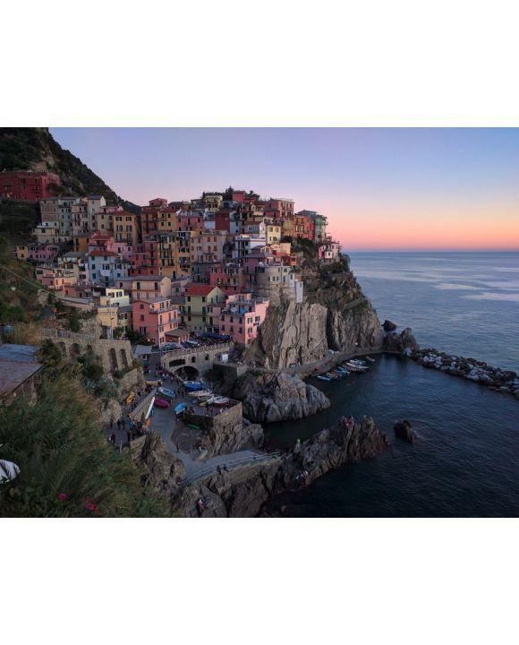 Lais Puzzle - Manarola, Cinque Terre - 100, 200, 500, 1.000 & 2.000 Teile