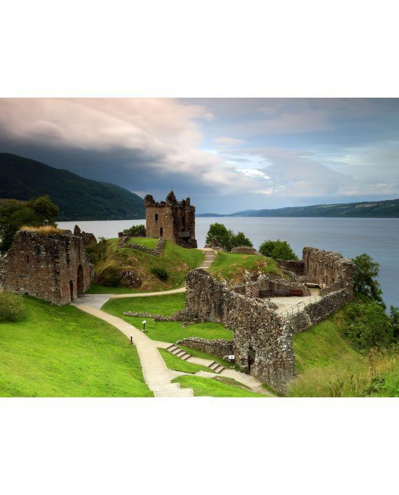 Lais Puzzle - Burg bei Loch Ness - 200, 500 & 1.000 Teile