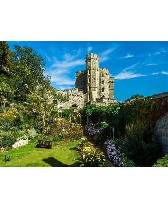 Lais Puzzle - Schloss Windsor - 500 Teile