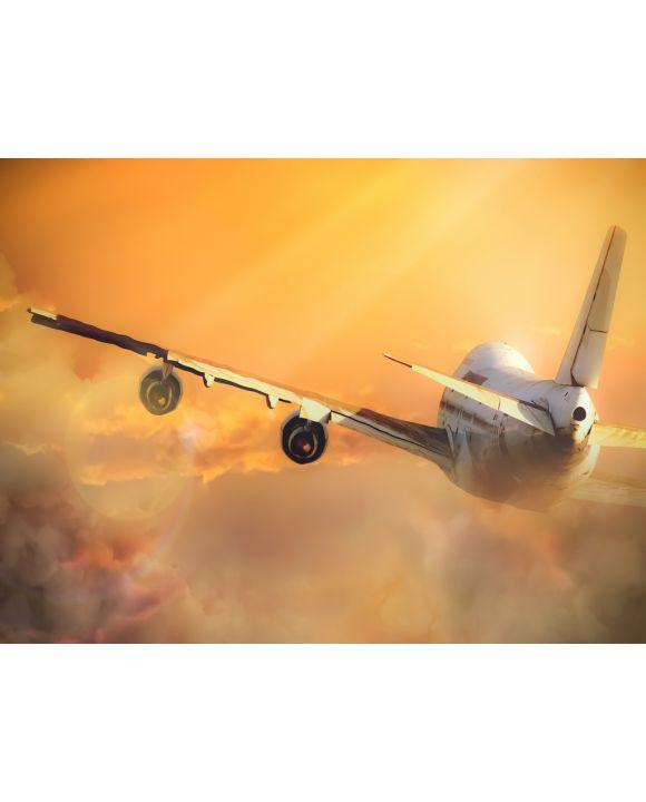 Lais Puzzle - Flugzeug in den Wolken - 500 & 1.000 Teile