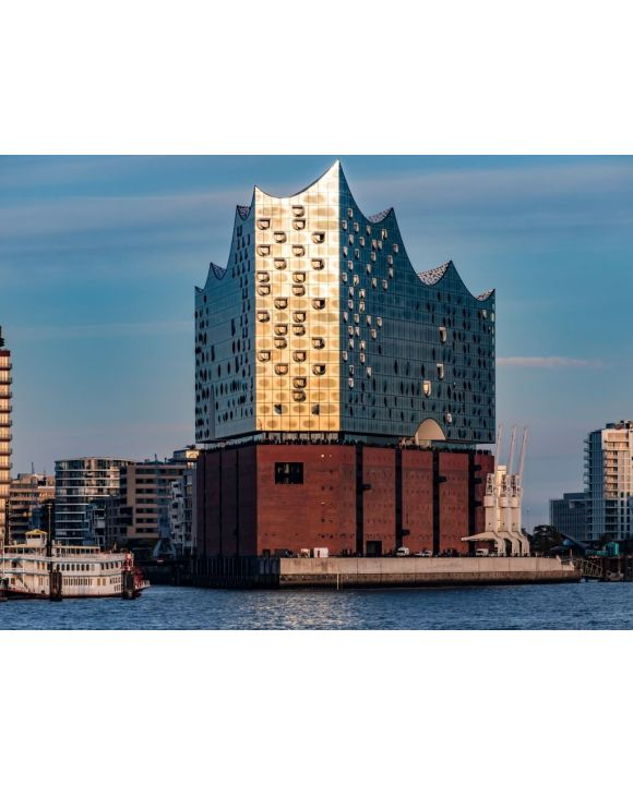 Lais Puzzle - Elbphilharmonie Hamburg - 100, 200, 500, 1.000 & 2.000 Teile