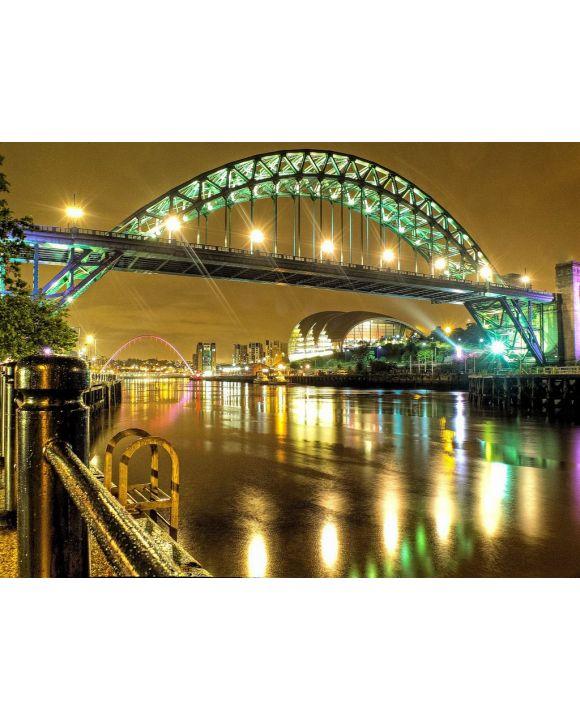 Lais Puzzle - Newcastle - 100, 200, 500, 1.000 & 2.000 Teile