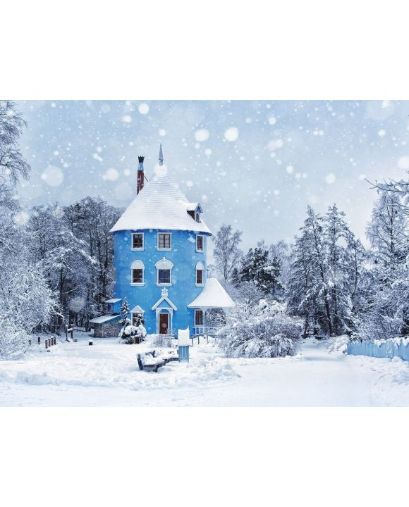 Lais Puzzle - Cartoon Winter - 1.000 Teile