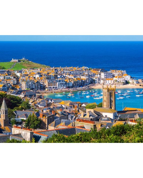 Lais Puzzle - St. Ives Cornwall - 100, 200, 500, 1.000 & 2.000 Teile