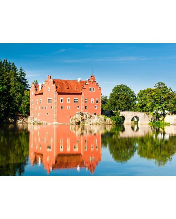 Lais Puzzle - Schloss Cervená Lhota - 2.000 Teile