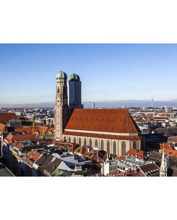 Lais Puzzle - Liebfrauenkirche in München - 2.000 Teile