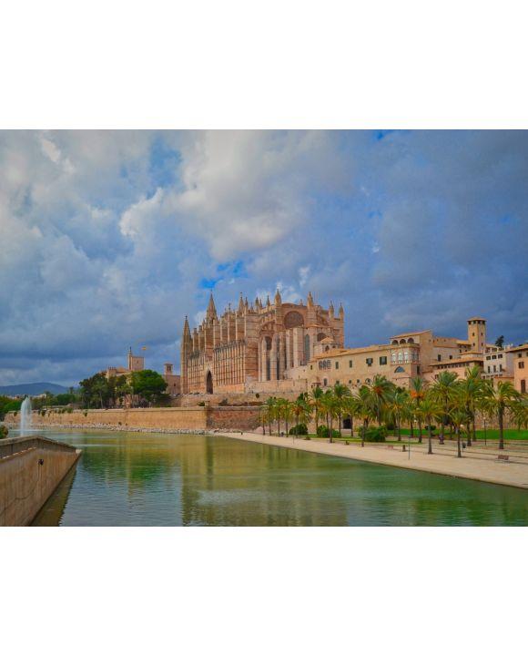 Lais Puzzle - Palma de Mallorca Kathedrale - 1.000 Teile