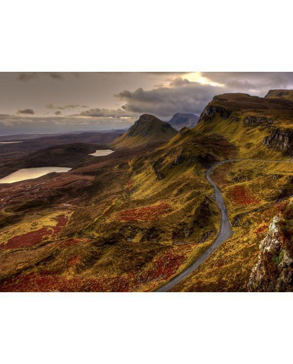 Lais Puzzle - Landschaft Berge Natur Straße - 100, 200, 500, 1.000 & 2.000 Teile