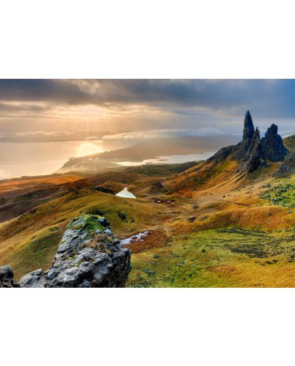 Lais Puzzle - Isle of Skye Landschaft Schottland - 1.000 Teile