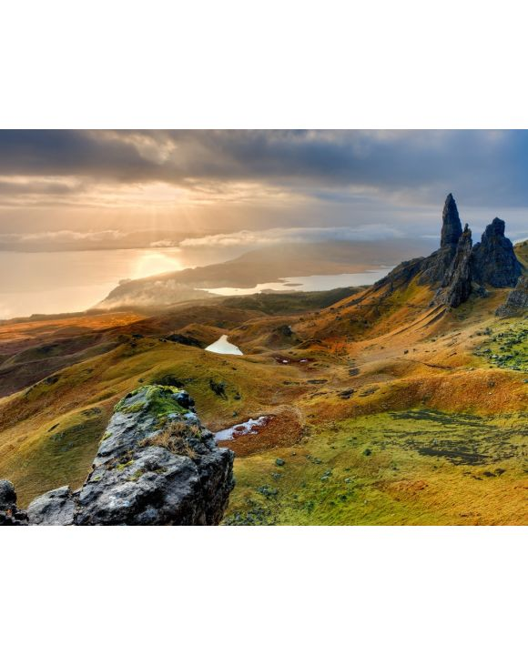 Lais Puzzle - Landschaft Schottland Isle of Skye - 100, 200, 500, 1.000 & 2.000 Teile