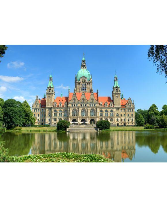 Lais Puzzle - Neues Rathaus Hannover - 500 & 1.000 Teile
