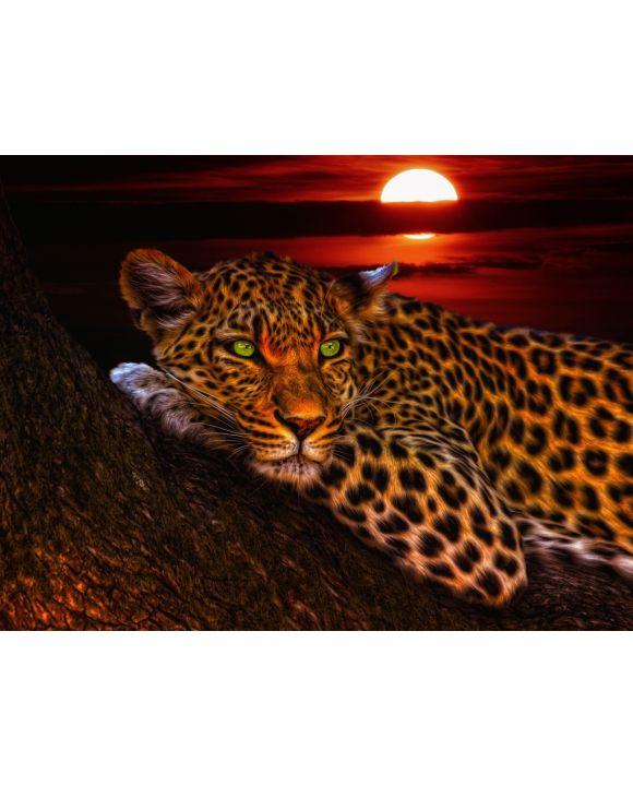 Lais Puzzle - Leopard - 100, 200, 500, 1.000 & 2.000 Teile