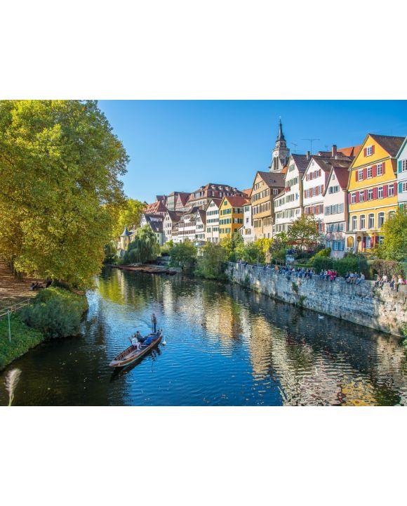 Lais Puzzle - Tübingen - 100, 200, 500, 1.000 & 2.000 Teile