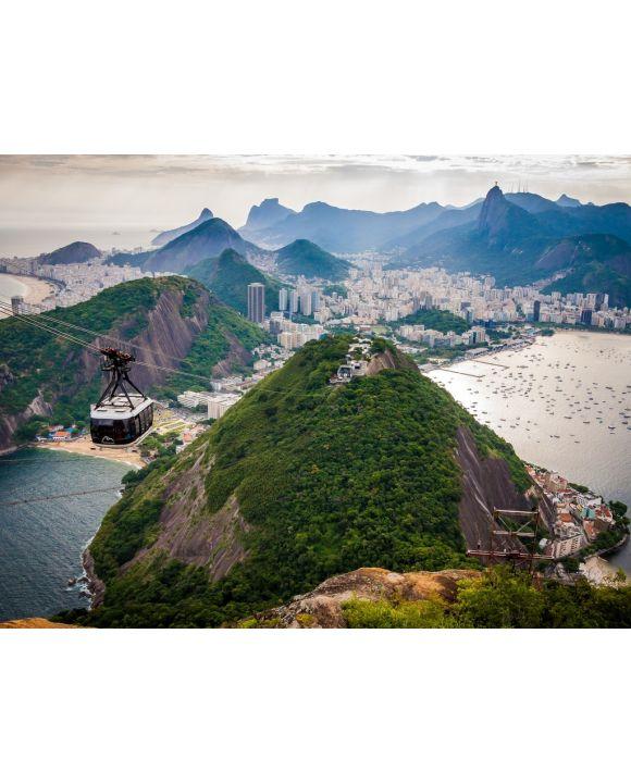 Lais Puzzle - Rio de Janeiro - 100, 200, 500, 1.000 & 2.000 Teile