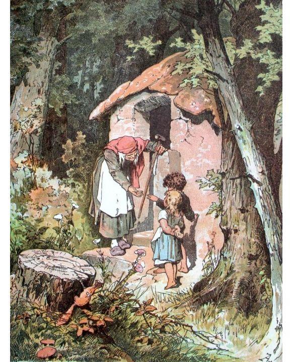 Lais Puzzle - Hänsel und Gretel - 100, 200, 500, 1.000 & 2.000 Teile