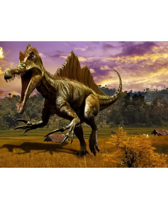 Lais Puzzle - Dinosaurier Spinosaurus - 100, 200, 500, 1.000 & 2.000 Teile