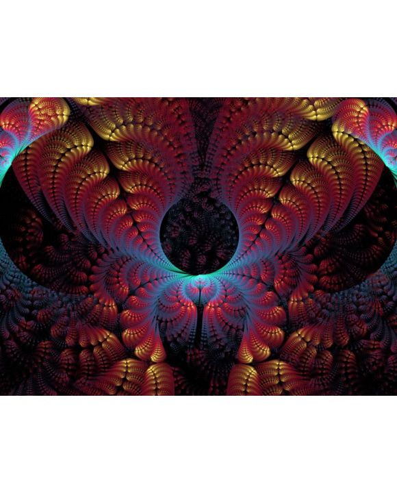 Lais Puzzle - Unmögliche, sehr schwierige, psychedelische Farben - 100, 200, 500, 1.000 & 2.000 Teile