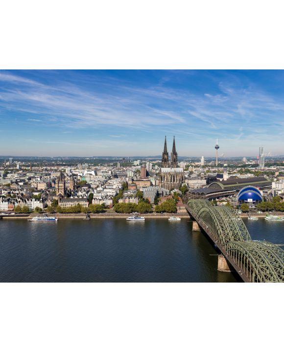 Lais Puzzle - Skyline von Köln - 500 & 1.000 Teile