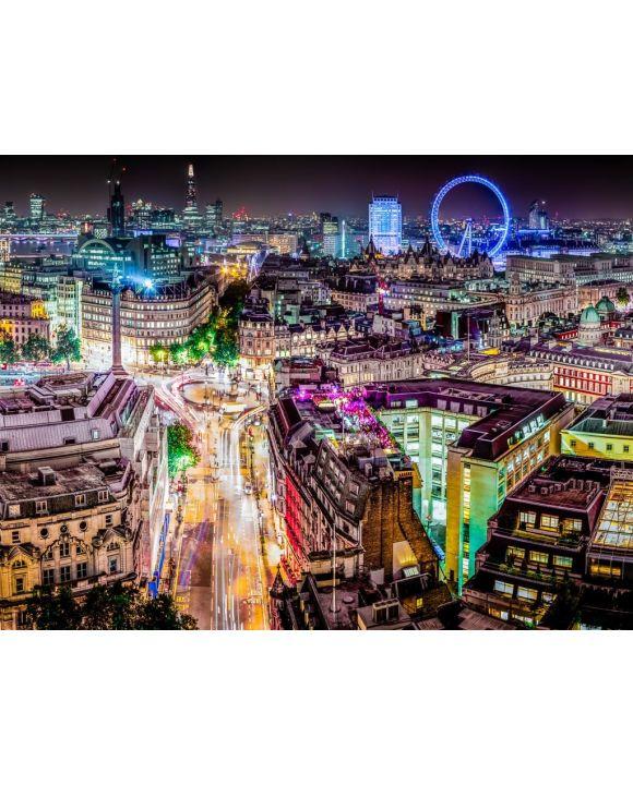 Lais Puzzle - Skyline von London - 100, 200, 500, 1.000 & 2.000 Teile