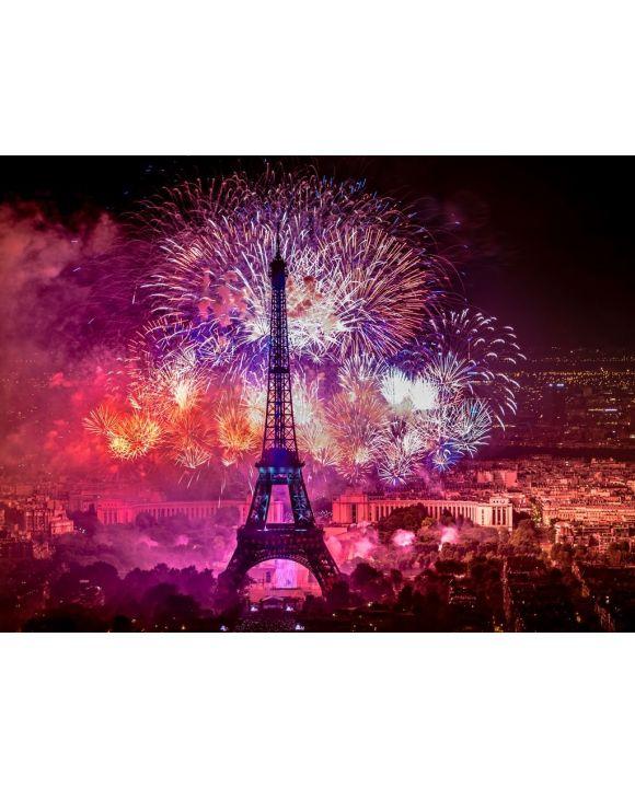 Lais Puzzle - Paris, Eiffelturm - 100, 200, 500, 1.000 & 2.000 Teile