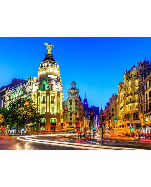 Lais Puzzle - Madrid - 100, 200, 500, 1.000 & 2.000 Teile
