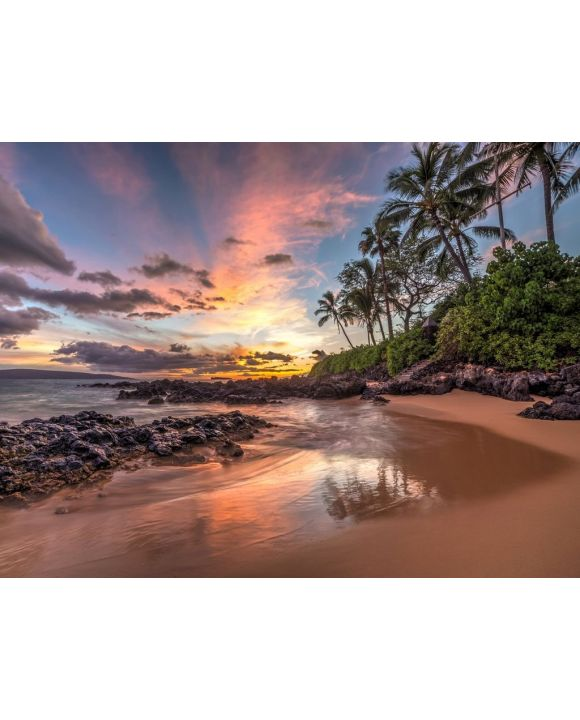 Lais Puzzle - Sonnenuntergang in Hawaii - 100, 200, 500, 1.000 & 2.000 Teile