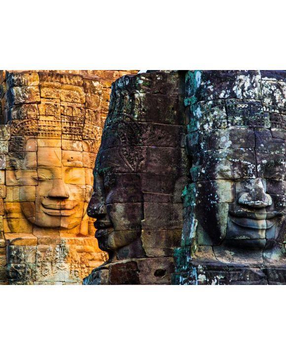 Lais Puzzle - Angkor Wat - 100, 200, 500, 1.000 & 2.000 Teile
