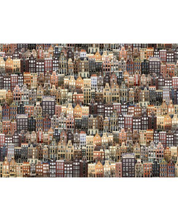 Lais Puzzle - Amsterdam - 100, 200, 500, 1.000 & 2.000 Teile