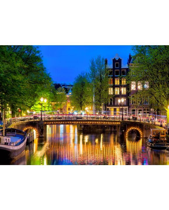 Lais Puzzle - Amsterdam - 1.000 Teile